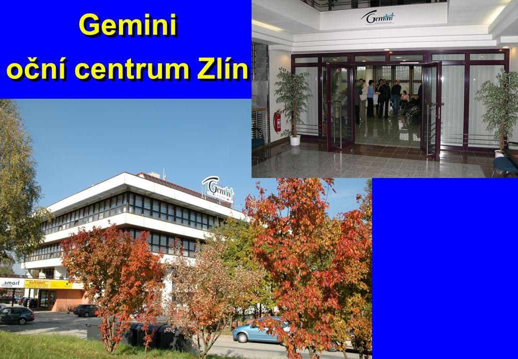 Gemini oční centrum Zlín Gemini oční centrum Zlín