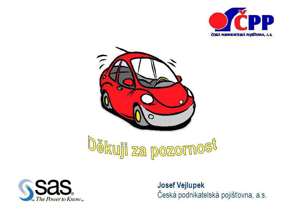 Josef Vejlupek Česká podnikatelská pojišťovna, a.s.