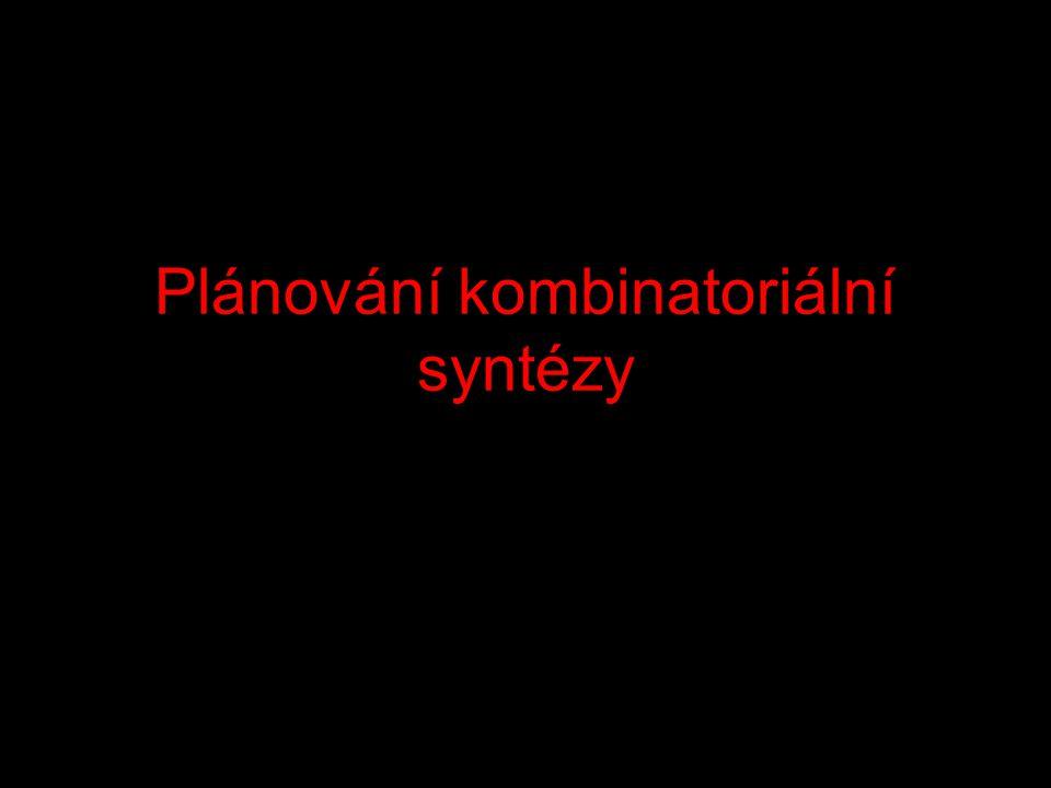Plánování kombinatoriální syntézy