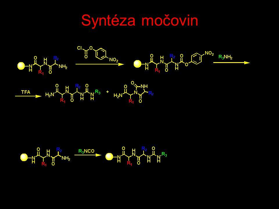 Syntéza močovin