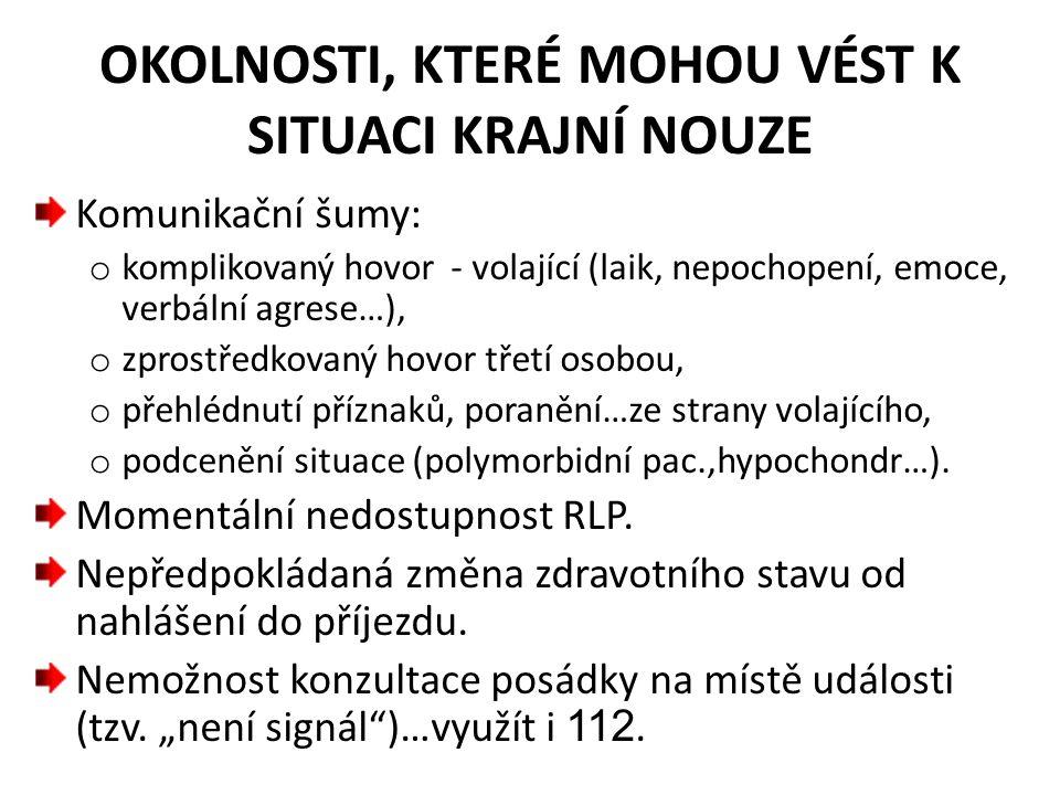 PODMÍNKY PRO VÝKON Vyčerpání kompetencí RZP – nově vyhláška č.