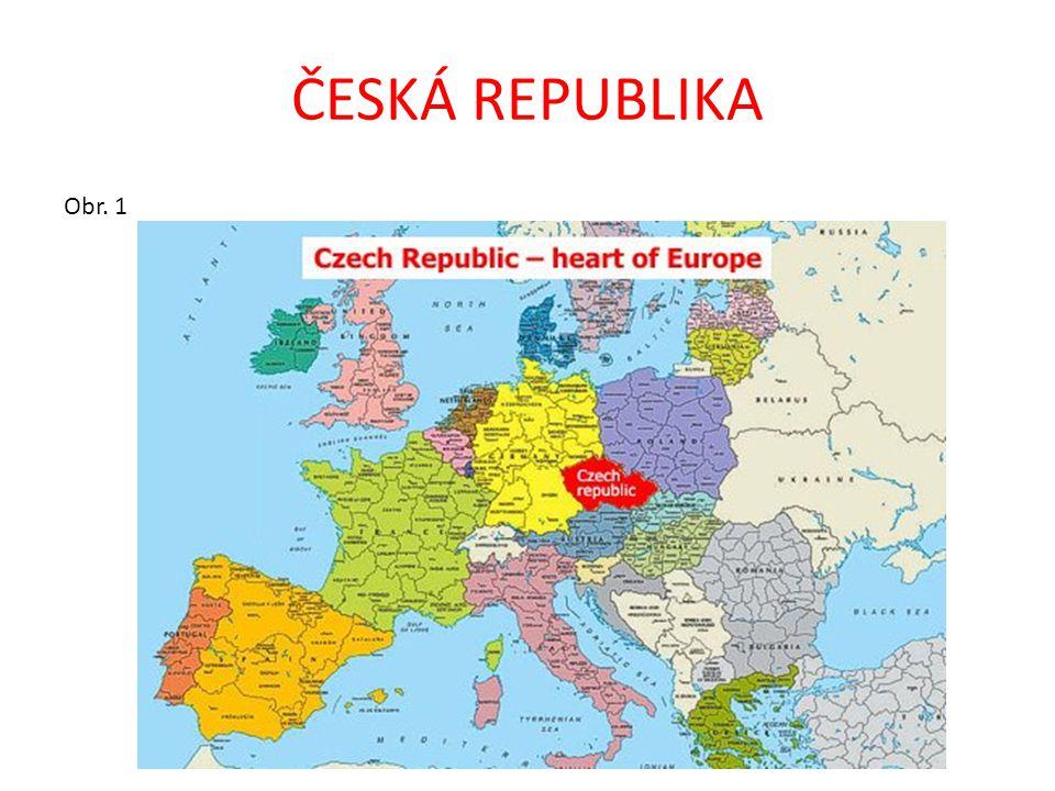 ČESKÁ REPUBLIKA Obr. 1