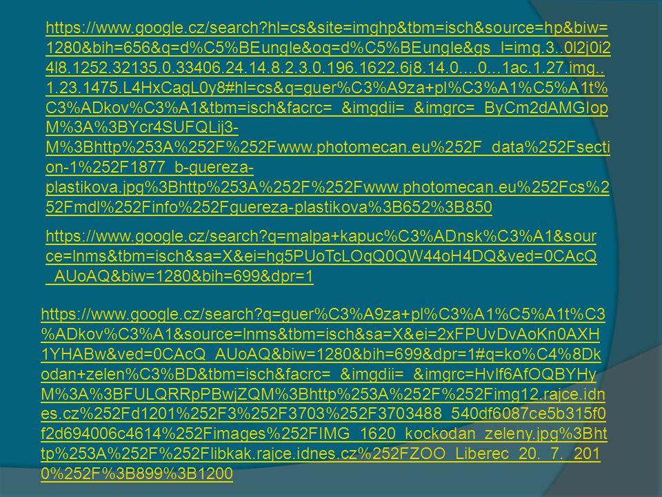 Zdroje: https://www.google.cz/search?hl=cs&site=imghp&tbm=isch&source=hp&biw=1280& bih=656&q=d%C5%BEungle&oq=d%C5%BEungle&gs_l=img.3..0l2j0i24l8.1252.321 35.0.33406.24.14.8.2.3.0.196.1622.6j8.14.0....0...1ac.1.27.img..1.23.1475.L4HxCagL 0y8#facrc=_&imgdii=_&imgrc=pt- JUNh3VQ2j9M%3A%3BcJxcK1IOwP6_RM%3Bhttp%253A%252F%252Fwww.cesto vatel.cz%252Ffoto-soubory%252Fmiddle%252F03-neprostupna- dzungle.jpg%3Bhttp%253A%252F%252Fwww.cestovatel.cz%252Fclanky%252Fnp- kubah-raj-palem%252F%3B400%3B300 https://www.google.cz/search?hl=cs&site=imghp&tbm=isch&source=hp&biw=1280 &bih=656&q=d%C5%BEungle&oq=d%C5%BEungle&gs_l=img.3..0l2j0i24l8.1252.3 2135.0.33406.24.14.8.2.3.0.196.1622.6j8.14.0....0...1ac.1.27.img..1.23.1475.L4Hx CagL0y8#hl=cs&q=malpa+kapuc%C3%ADnsk%C3%A1&tbm=isch&facrc=_&imgdii =_&imgrc=snHZHQqLECVwwM%3A%3BPCrcPyp_L3XkHM%3Bhttp%253A%252F %252Fwww.biolib.cz%252FIMG%252FGAL%252F30044.jpg%3Bhttp%253A%252 F%252Fwww.biolib.cz%252Fcz%252Ftaxonimage%252Fid30044%252F%253Ftax onid%253D32188%3B400%3B600
