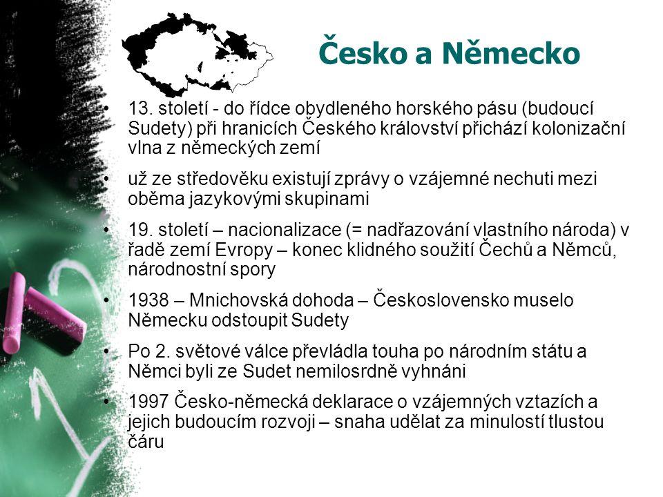 Česko a Německo 13.