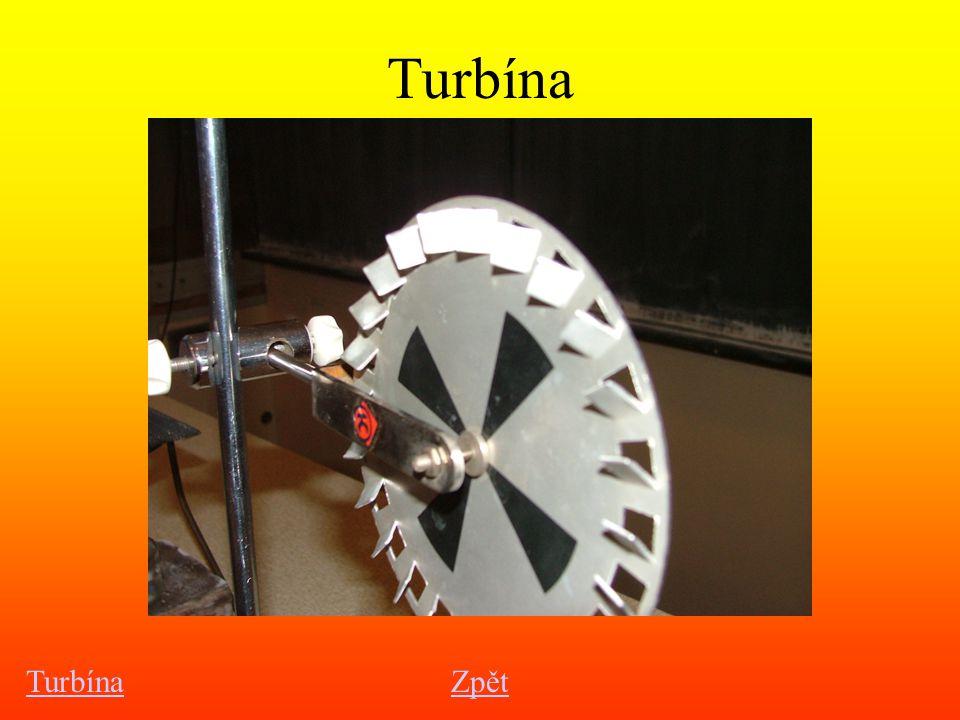 Turbína ZpětTurbína