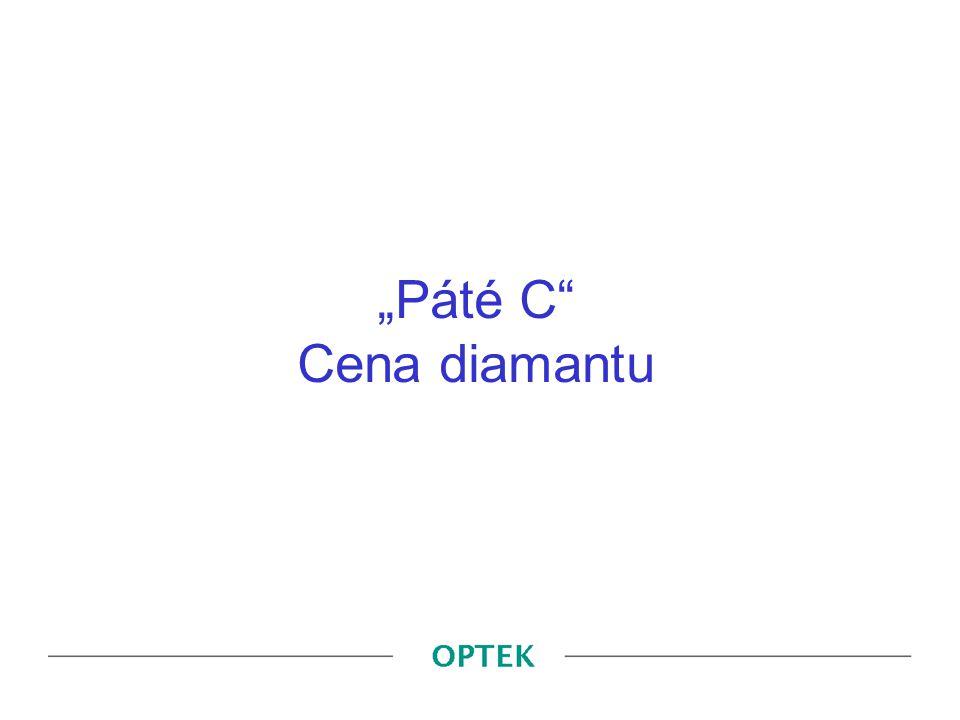 """Páté C"" Cena diamantu"