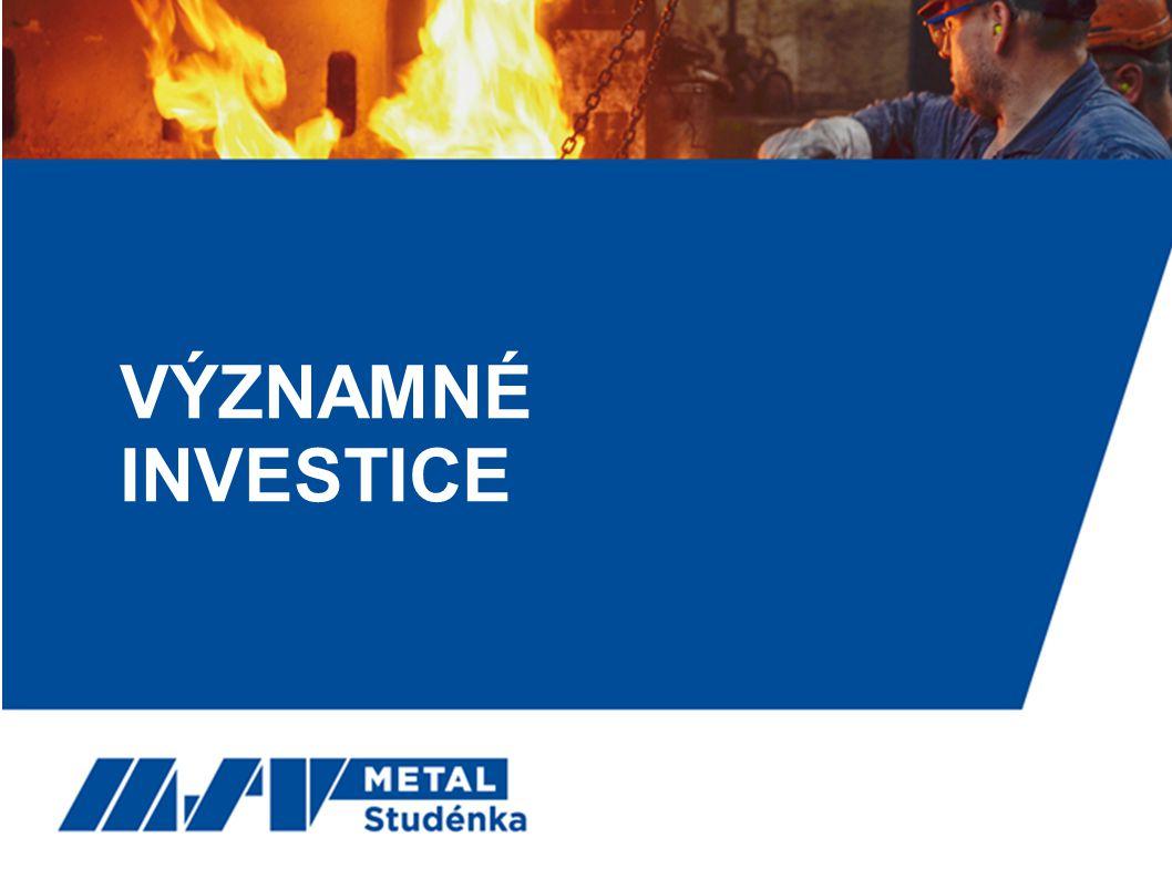 INVESTICE A OPRAVY => 40 mil. Kč 2012 – 2013