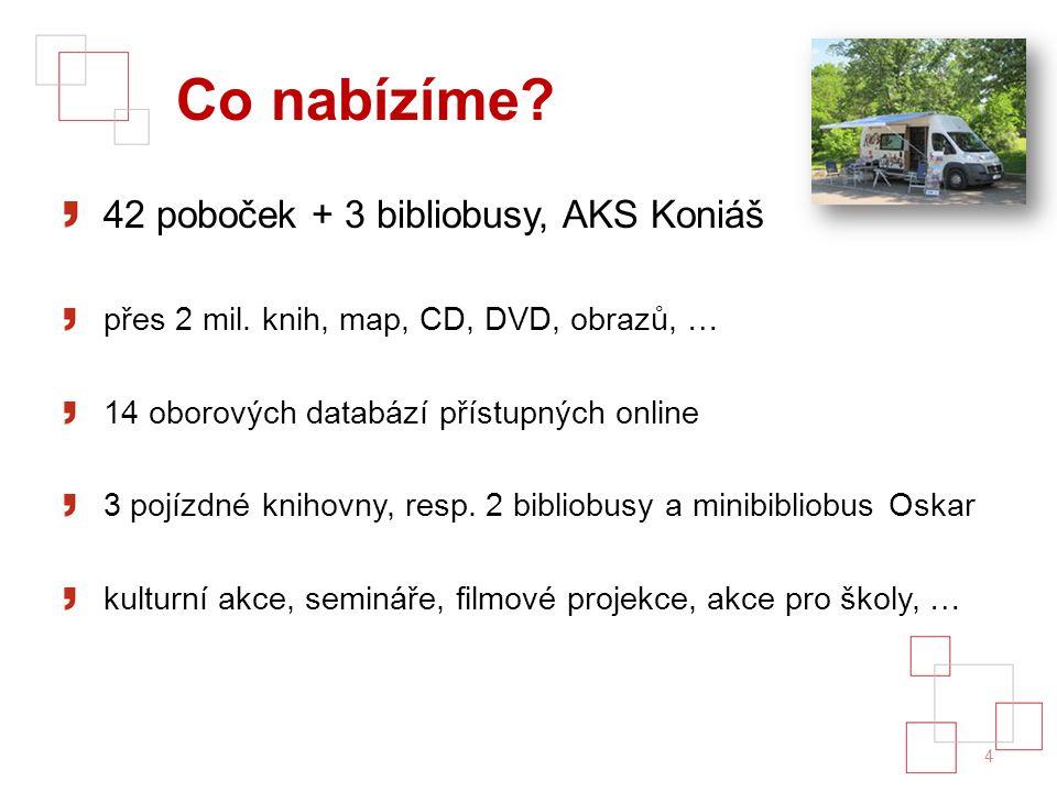 Informační středisko (IS) IS je součástí Ústřední knihovny.Ústřední knihovny.