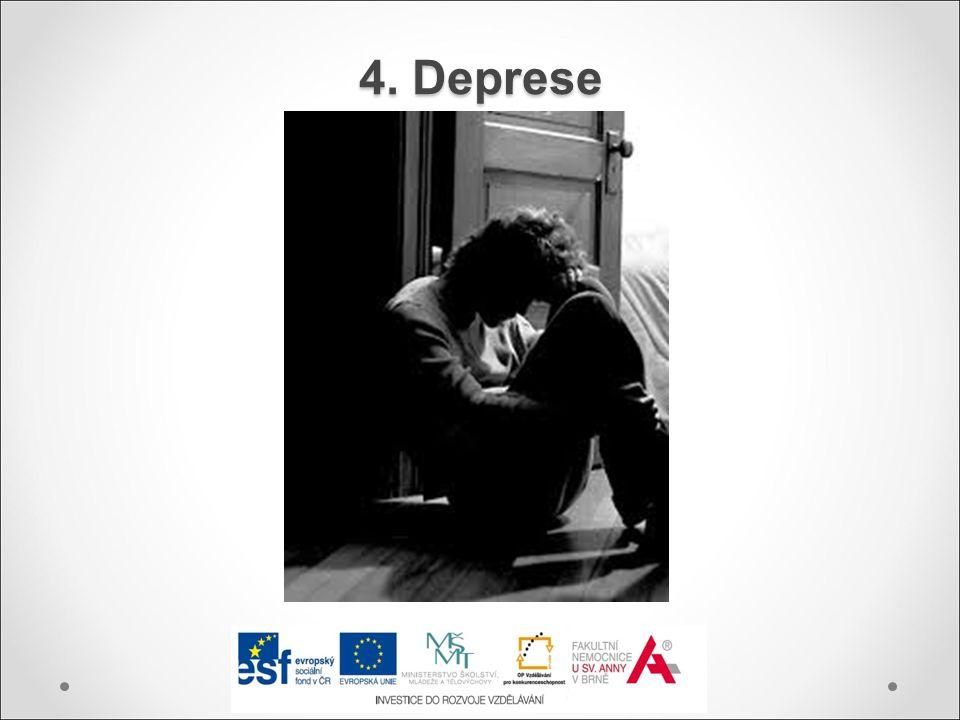 4. Deprese