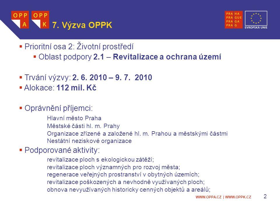 WWW.OPPA.CZ | WWW.OPPK.CZ 2 7.