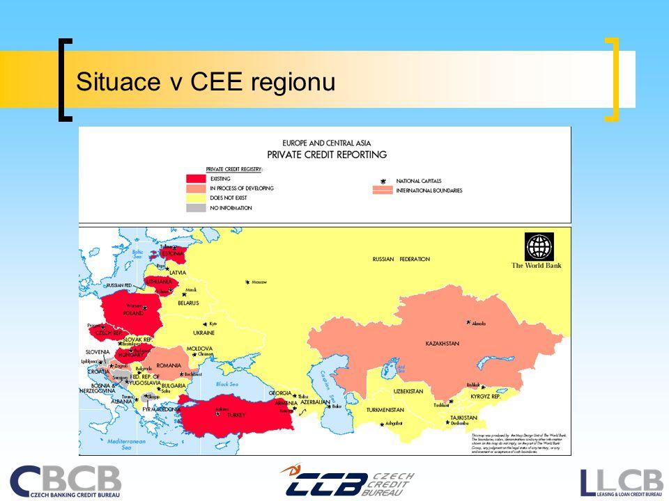 Situace v CEE regionu