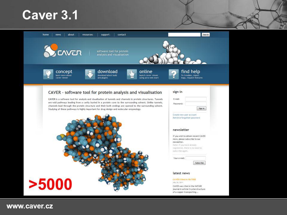 www.caver.cz >5000 Caver 3.1