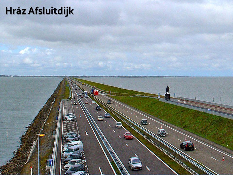 Hráz Afsluitdijk