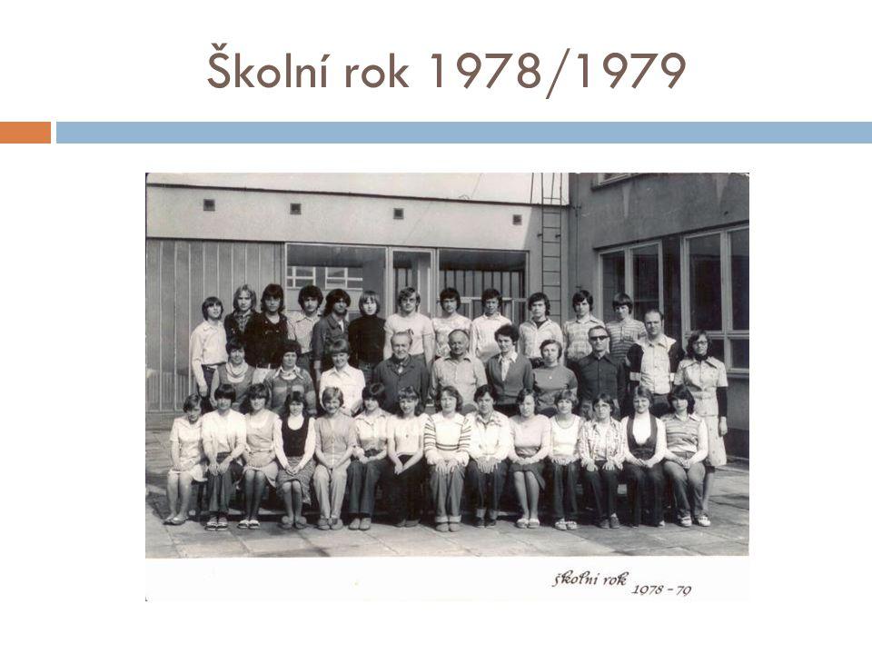 Školní rok 2004/2005