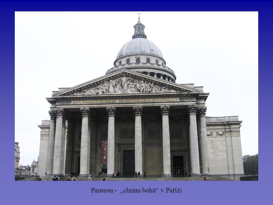 V Paříži není o půvabné fontány nouze