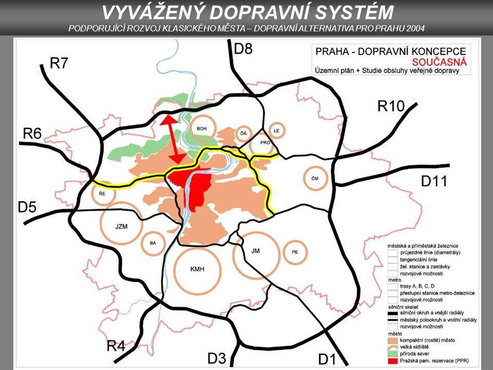 http://praha6.ecn.cz STRATEGIE REGULACE AUTOMOBILOVÉ DOPRAVY 3.