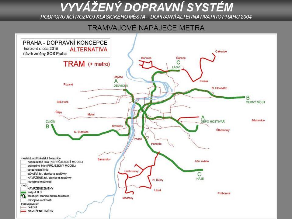 http://praha6.ecn.cz TRAMVAJOVÉ TANGENTY VYVÁŽENÝ DOPRAVNÍ SYSTÉM PODPORUJÍCÍ ROZVOJ KLASICKÉHO MĚSTA – DOPRAVNÍ ALTERNATIVA PRO PRAHU 2004