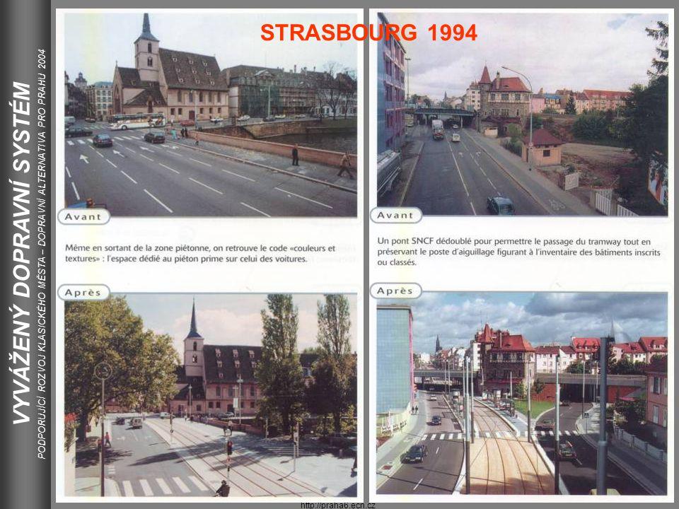 http://praha6.ecn.cz KOMOKO - MODŘANY (2004) Foto: autor 2004 VYVÁŽENÝ DOPRAVNÍ SYSTÉM PODPORUJÍCÍ ROZVOJ KLASICKÉHO MĚSTA – DOPRAVNÍ ALTERNATIVA PRO PRAHU 2004