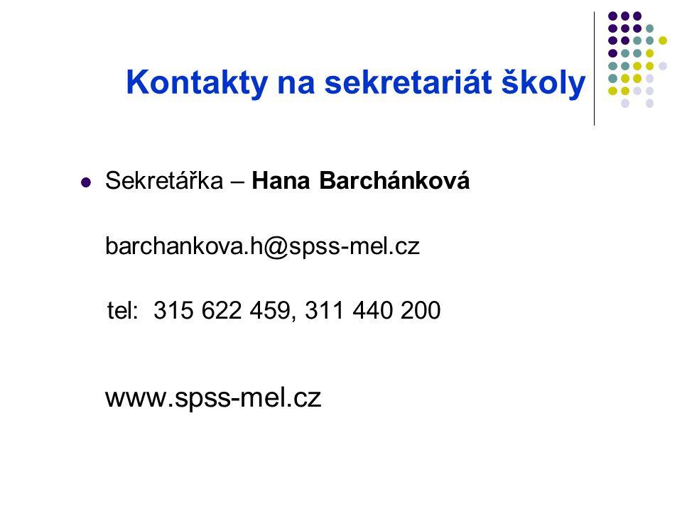 Ostatní plánované akce školy Klub mladého diváka Během školního roku je plánováno šest divadelních představení v Praze – 640,- Kč.