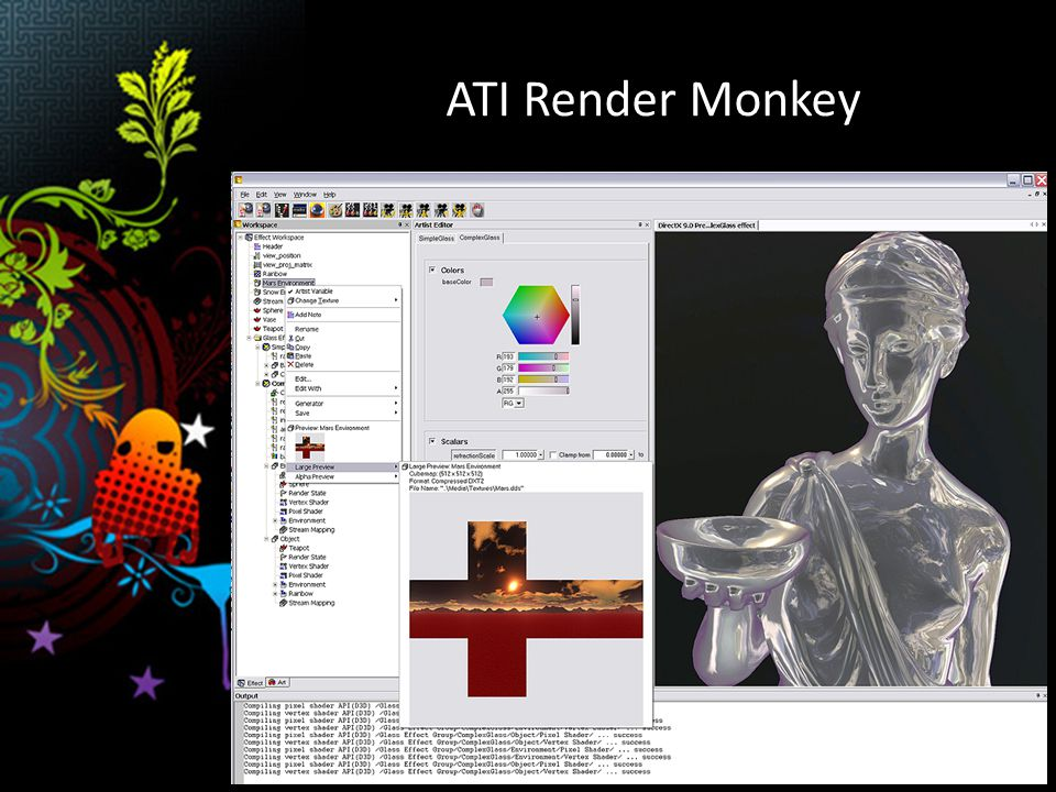 ATI Render Monkey