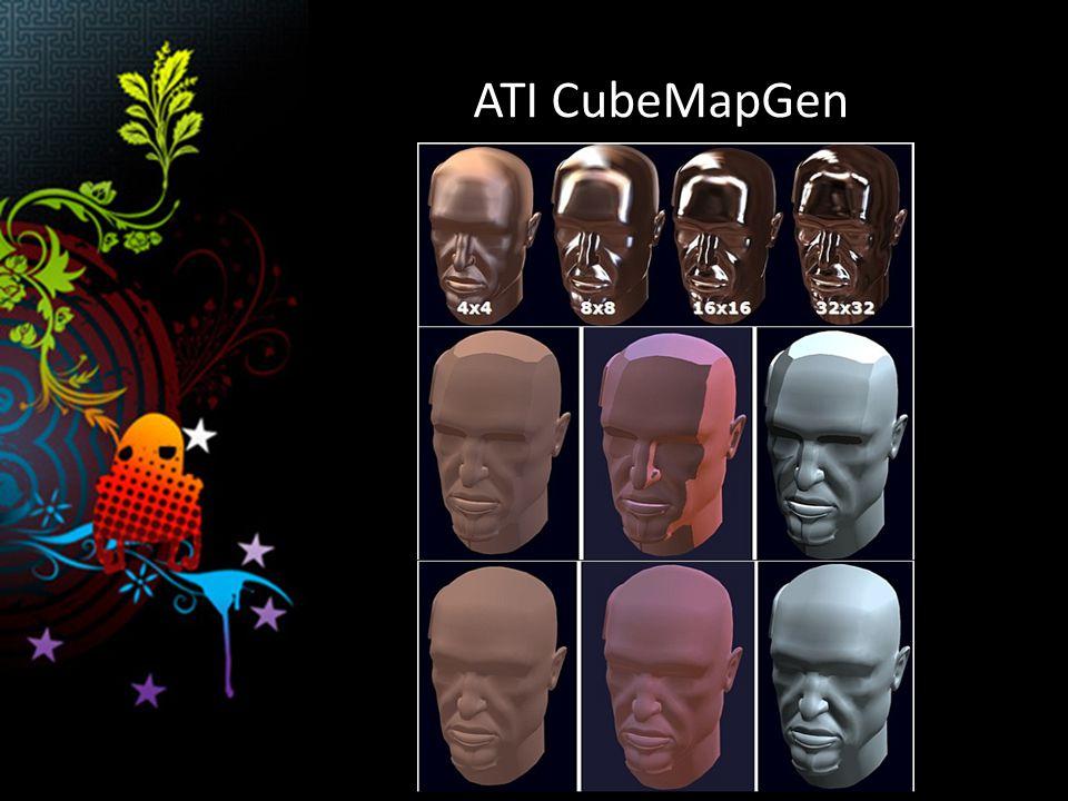 ATI CubeMapGen