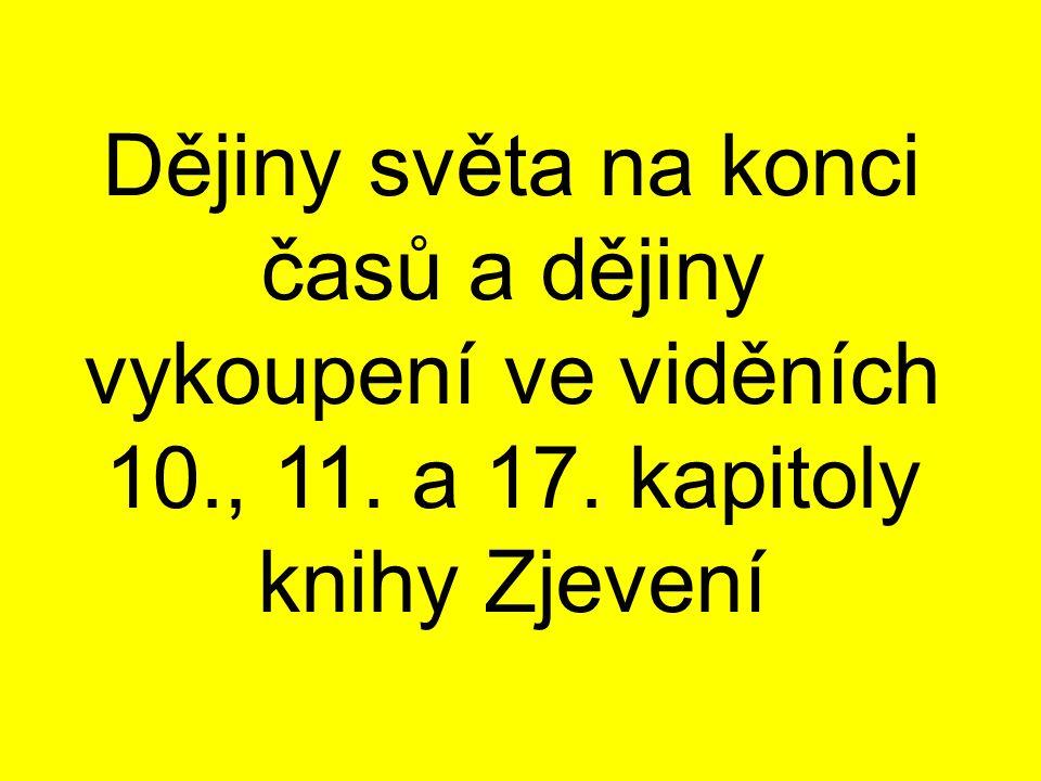 6TROUBENÍ6TROUBENÍ Anděl a kníž- ka 7.trou- bení Kp.