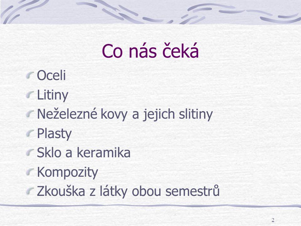 3 Doporučená literatura PTÁČEK, L.
