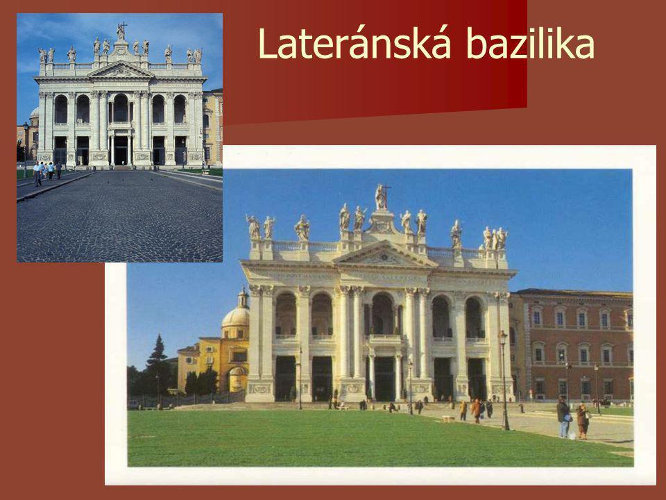 Lateránská bazilika
