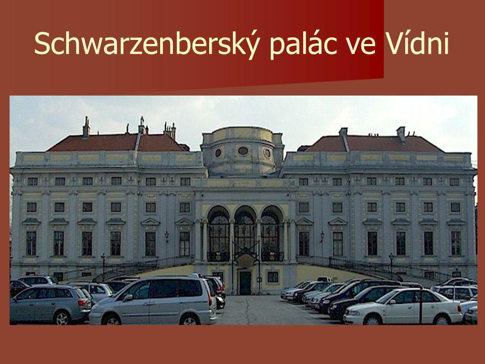 Schwarzenberský palác ve Vídni