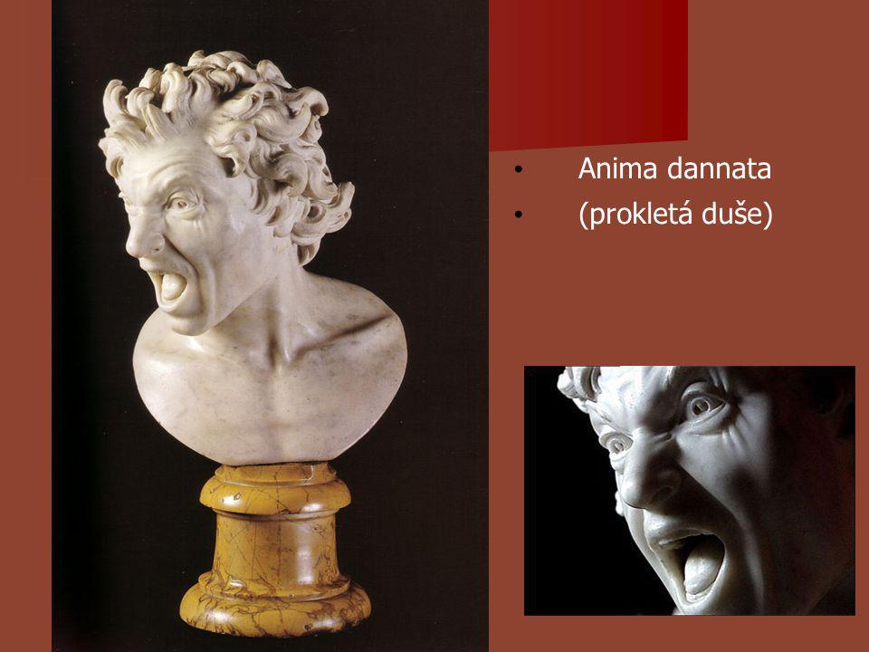Anima dannata (prokletá duše)