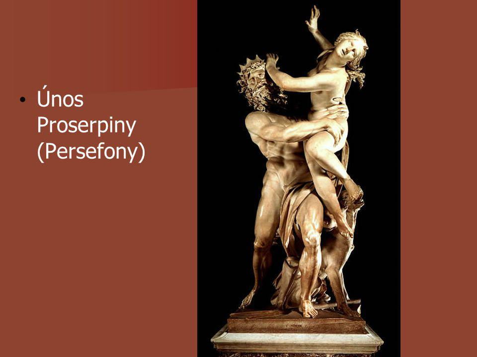 Únos Proserpiny (Persefony)