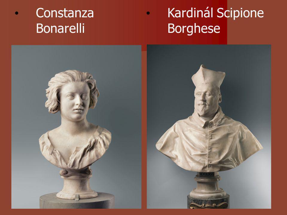 Constanza Bonarelli Kardinál Scipione Borghese