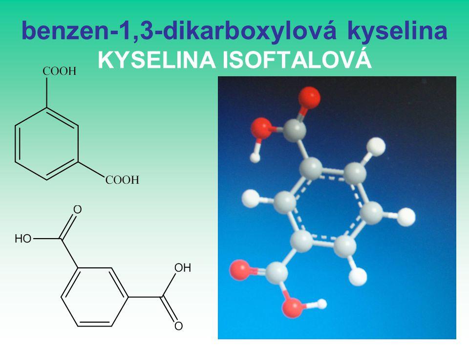 benzen-1,3-dikarboxylová kyselina KYSELINA ISOFTALOVÁ