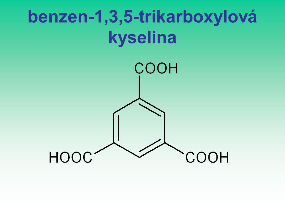 benzen-1,3,5-trikarboxylová kyselina