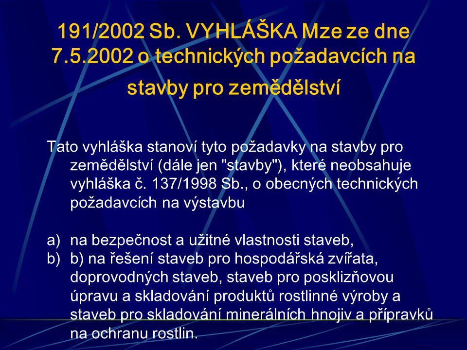 191/2002 Sb.