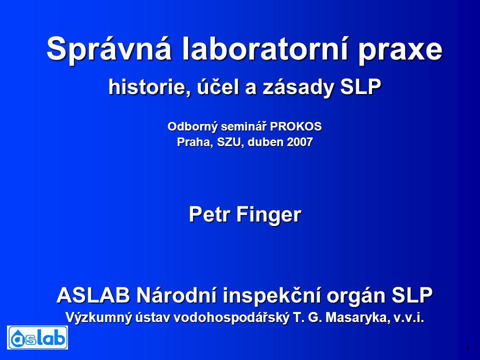 12 Zavádění zásad v ČR Legislativa Zákon č.356/2003 Sb.