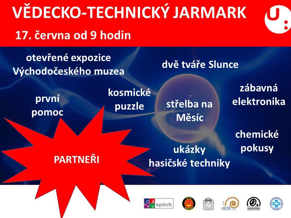 VĚDECKO-TECHNICKÝ JARMARK 17.
