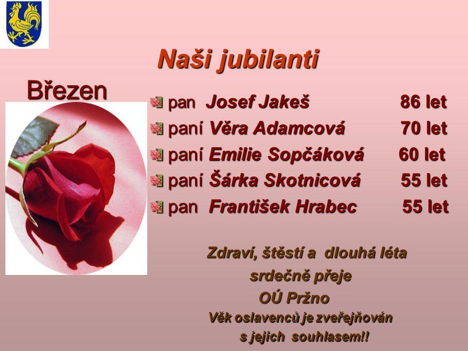 ČESKÁ POŠTA informace pro veřejnost POZOR ZMĚNA!!!.