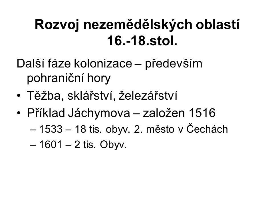 Valašská kolonizace Beskydy, Javorníky Ve 13-14.stol.