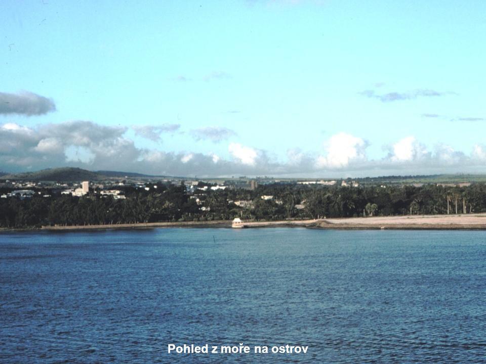 Skaliska na pobřeží
