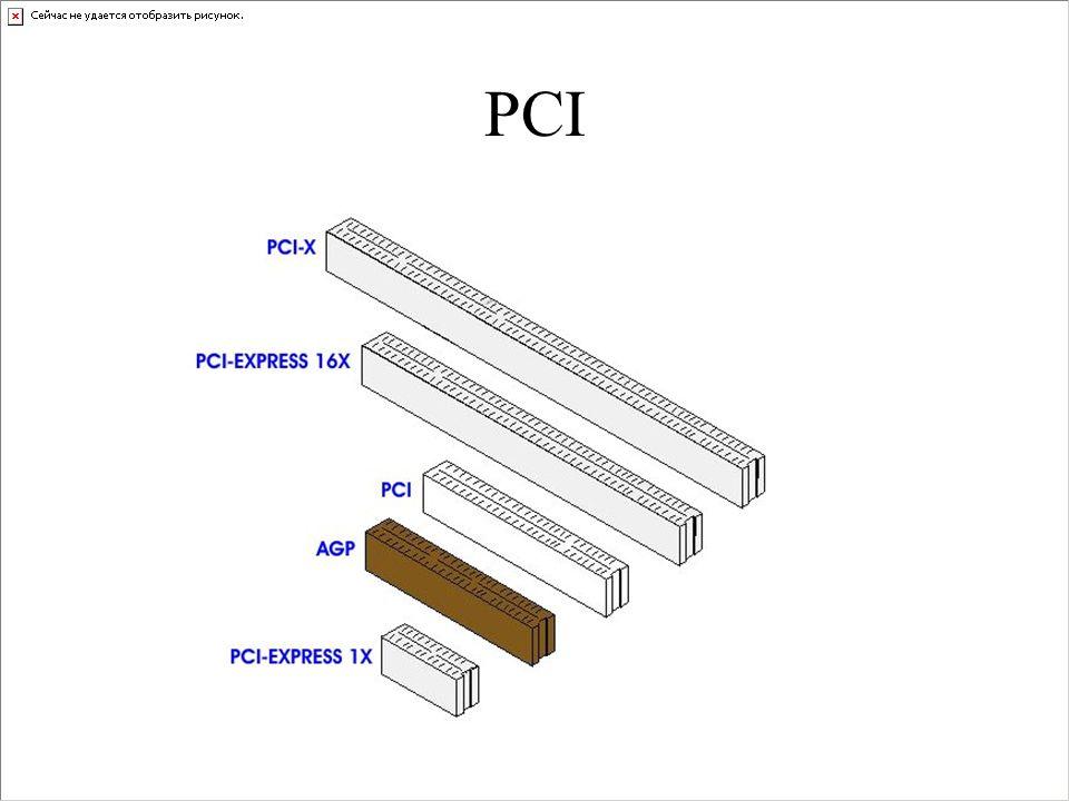 """Průmyslový standard podporovaný mnoha výrobci Není napojena přímo na procesor  nezávislá na typu procesoru Od začátku navrhnutá jako """"Plug and Play Dvě varianty napěťových úrovní 3,3 a 5V Sdílení HW přerušení Komplexní protokol, náročná HW implementace  používají se specializované IO tzv."""