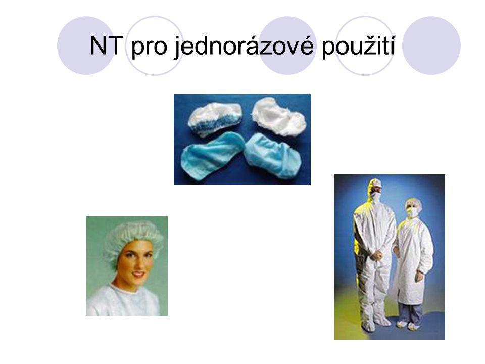 NT pro jednorázové použití