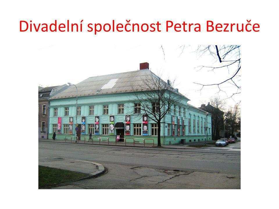 Divadelní společnost Petra Bezruče