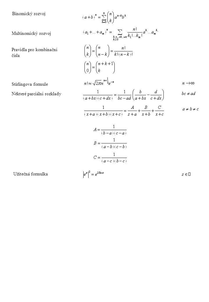 Hermiteovy polynomy a Kulové funkce //