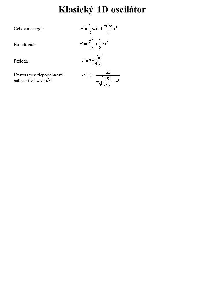 Poruchová teorie k-té vlastní číslo k-tá vlastní funkce 1.