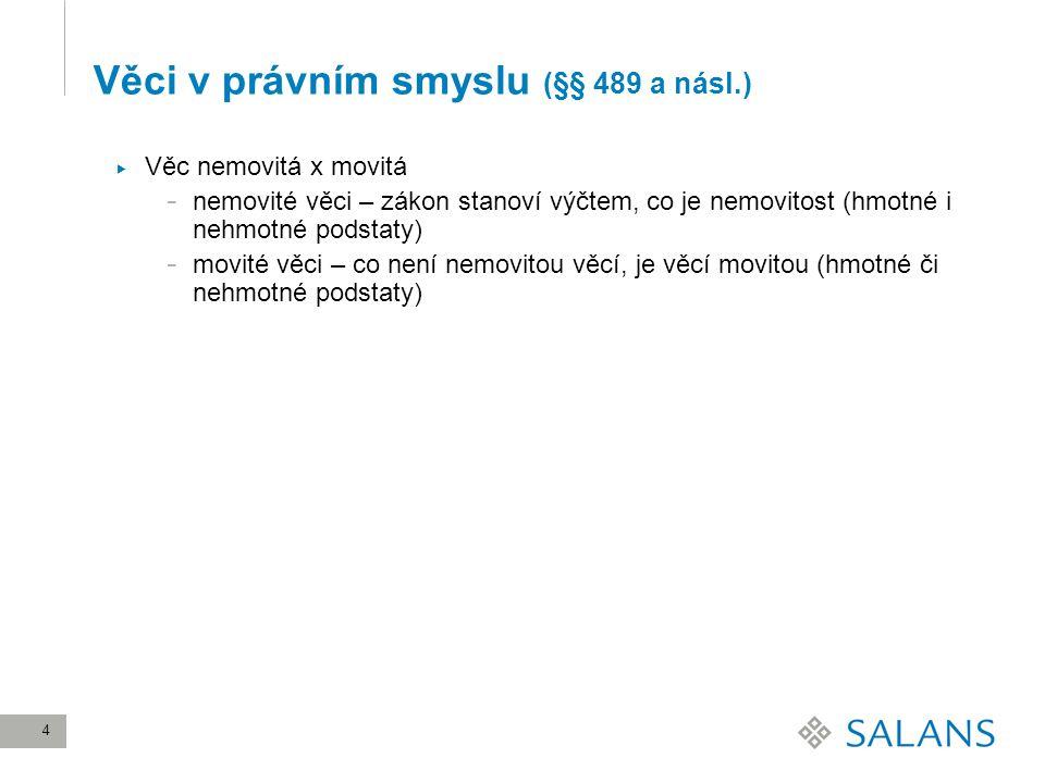 Nájem prostoru sloužícího podnikání (§§ 2302 a násl.)  NOZ ruší zákon č.