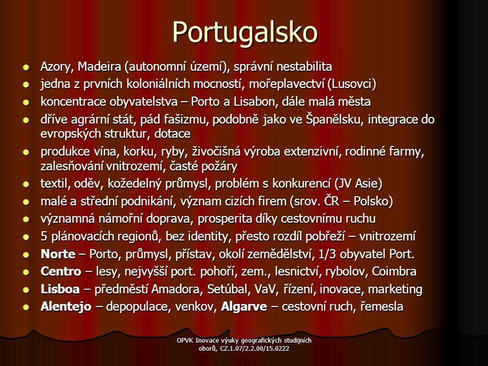 Portugalsko Azory, Madeira (autonomní území), správní nestabilita Azory, Madeira (autonomní území), správní nestabilita jedna z prvních koloniálních m