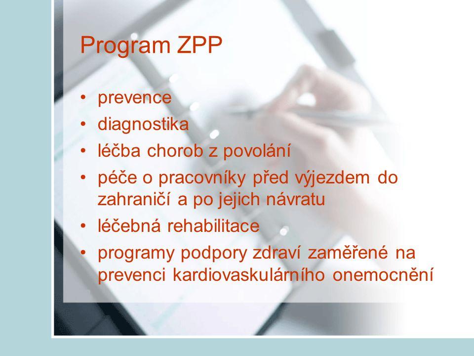 ZPP a lékařské prohlídky ZPP je povinen zajistit zaměstnavatel - podle § 40 zák.č.