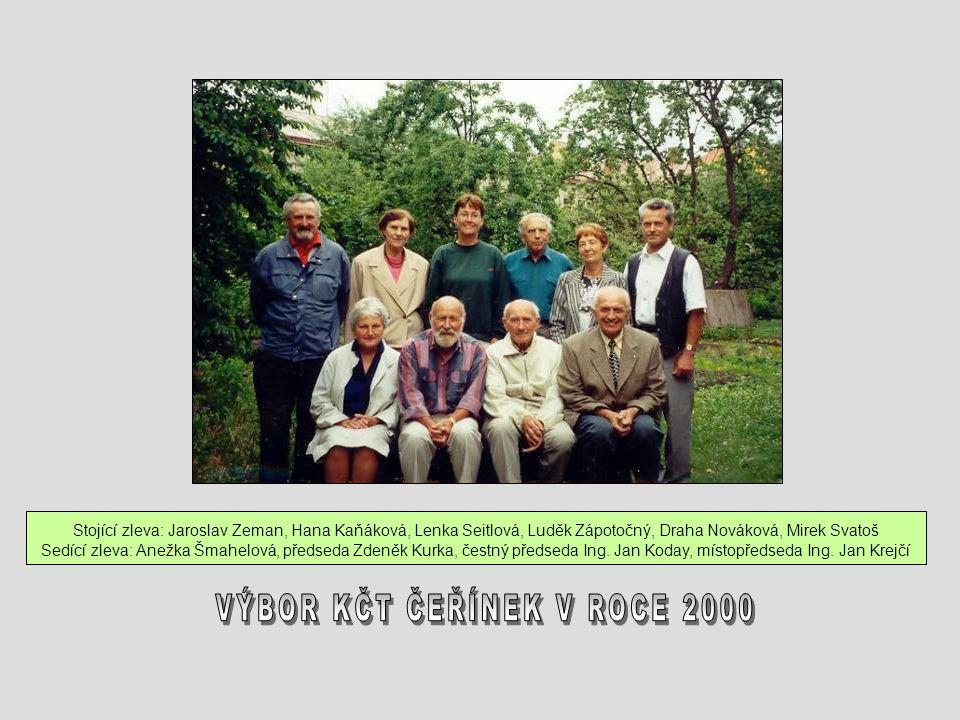 Zájezd do Českého Brodu 27. 3. 1999