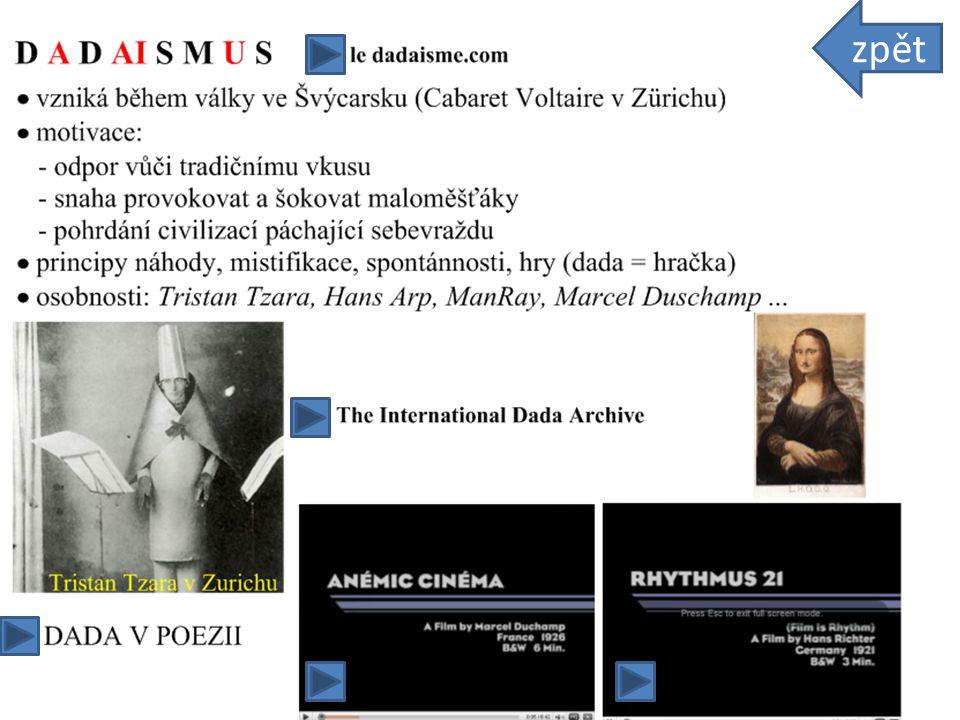 VŠICHNI SURREALISTÉ SVĚTA zpět Sbírka Centre Pompidou
